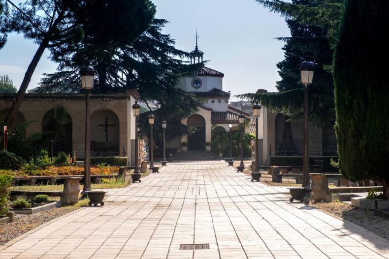 Cementerio Viejo de Igualada